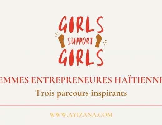 femmes entrpreneures haïtiennes